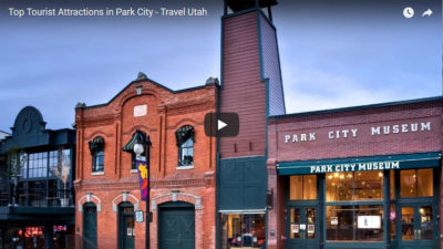 Tourist Attractions in Park City, Utah